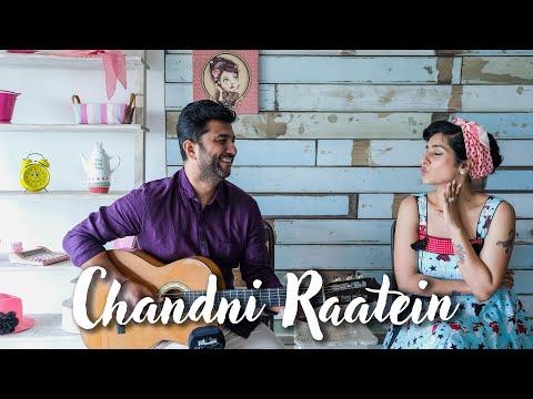 Chandni Raatein (Unplugged)   Neha Bhasin   Sameer Uddin   Noor Jehan   Living Room Sessions