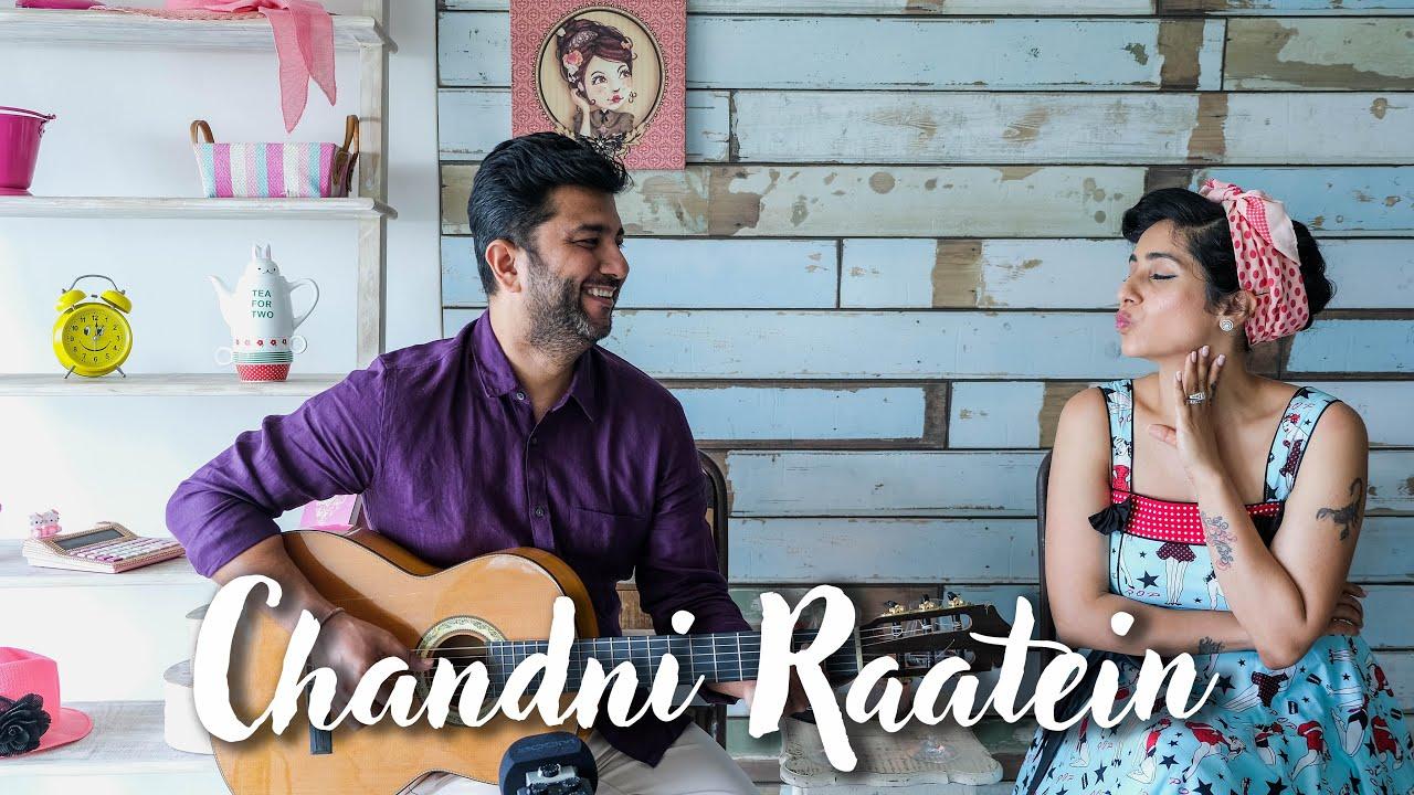 Download Chandni Raatein (Unplugged) | Neha Bhasin | Sameer Uddin | Noor Jehan | Living Room Sessions