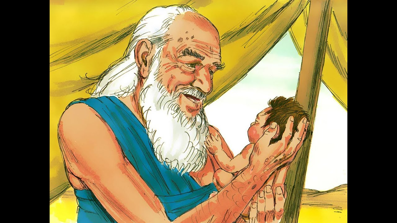child u0027s bible story about abraham and god u0027s promise youtube