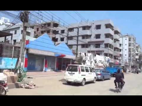 Driving Tour With Ryckshaw Dhaka to Uttara