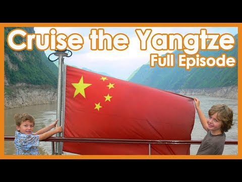 Yangtze River Three Gorges Dam Cruise