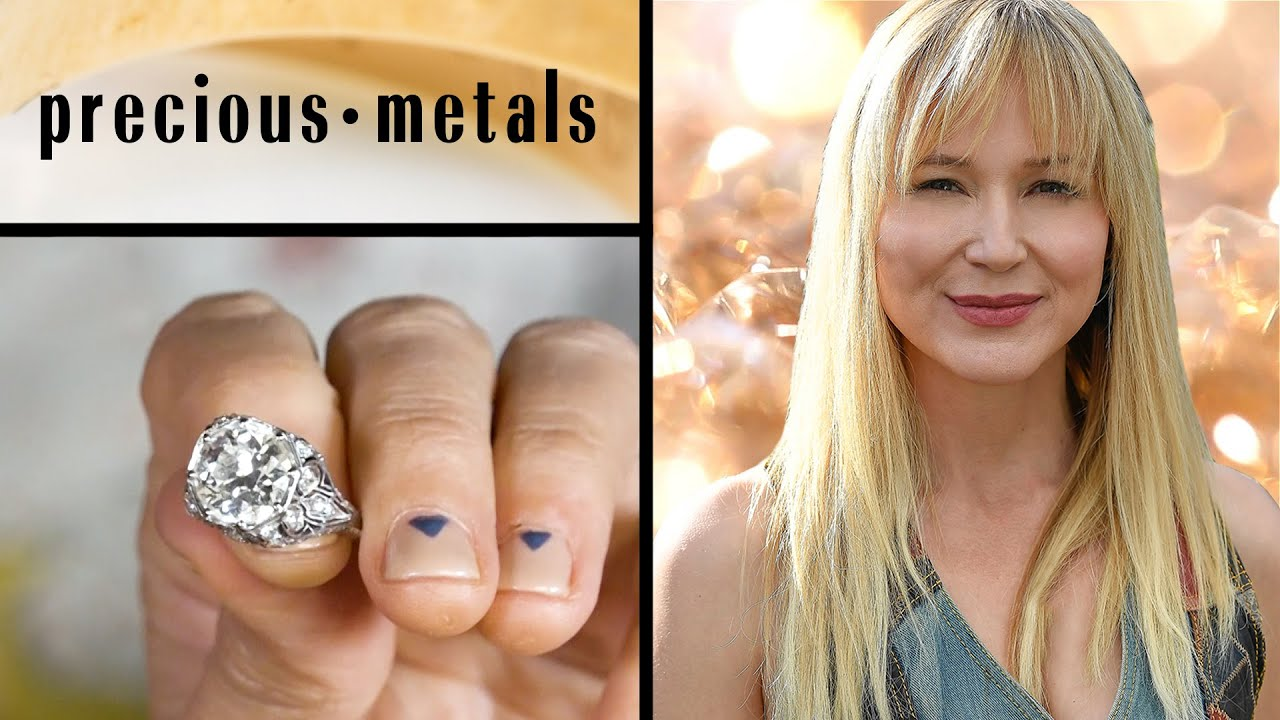 Jewel's Enormous Diamond Ring Has a Heavy Emotional Story Behind It | Precious Metals | Marie Claire