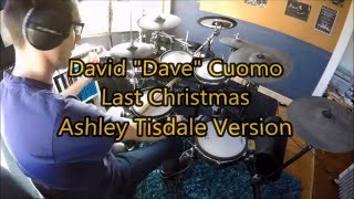 AltrisuoniDrumSchool - David Cuomo -  Last Christmas (Ashley Tisdale Version)