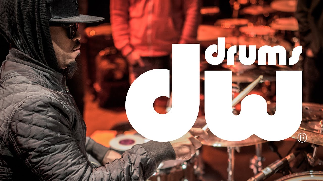 Download Tony Royster Jr. - Drum session - WikiDrummers 2016