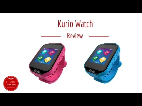 Kurio Smart Watch Review