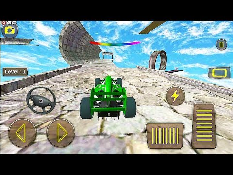 Formula GT Car Stunts Derby City Racing Challenge - GT Car Racing Games - Android GamePlay
