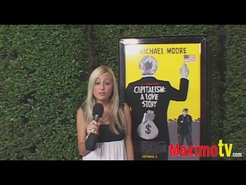 """CAPITALISM: A LOVE STORY"" LA Premiere Screening M..."