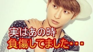 【激励】AAA與真司郎、ライブ中に怪我で心配の声 気丈なパフォーマンス...