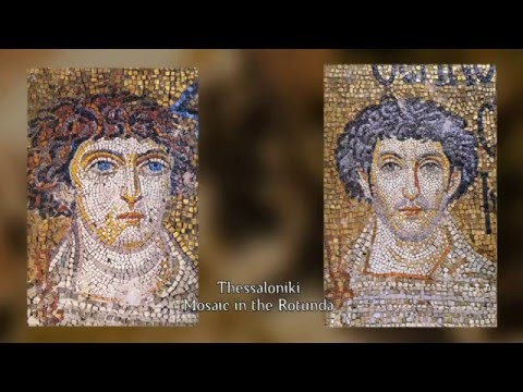 """Transition to Christianity: Art of Late Antiquity, 3rd – 7th Century A.D"""