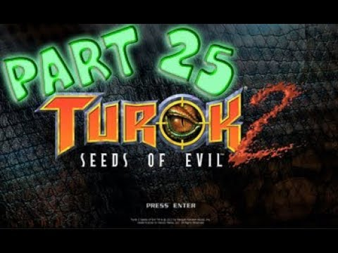 Turok 2: Seeds of Evil (PC) - Part 25 - Level Complete, But... |