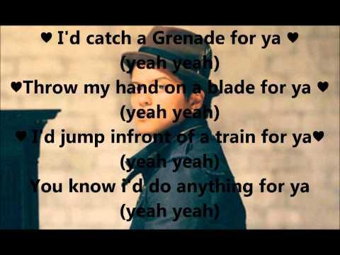 ♥Grenade♥ - Lyrics Bruno Mars.