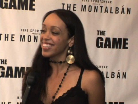 The Game 3: Shanti Lowry  Red Carpet