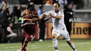 HIGHLIGHTS: LA Galaxy vs. Real Salt Lake | March 8th, 2014