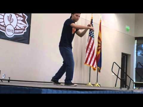 Steven Martinez 1a Final Arizona State yoyo Contest 2016