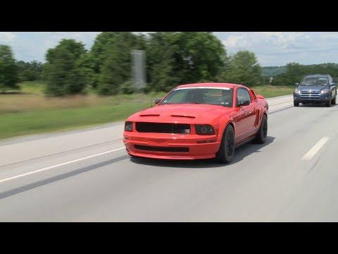 2005-2009 Mustang V6 Power & Acceleration Pack- Bolt-On Build-Ups
