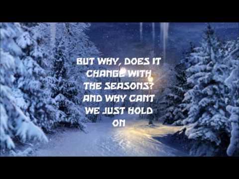 Peter Hollens -  December Song (Lyrics)