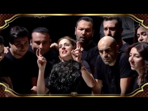 Beyaz Show - Dedemin Fişi Oyuncuları Beyaz'la Göz Göze (22.01.2016)