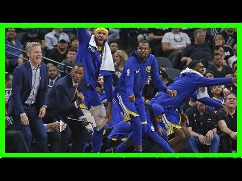 Breaking News | Golden State Warriors vs. San Antonio Spurs: TV Channel, Start Time, Preview For Ga