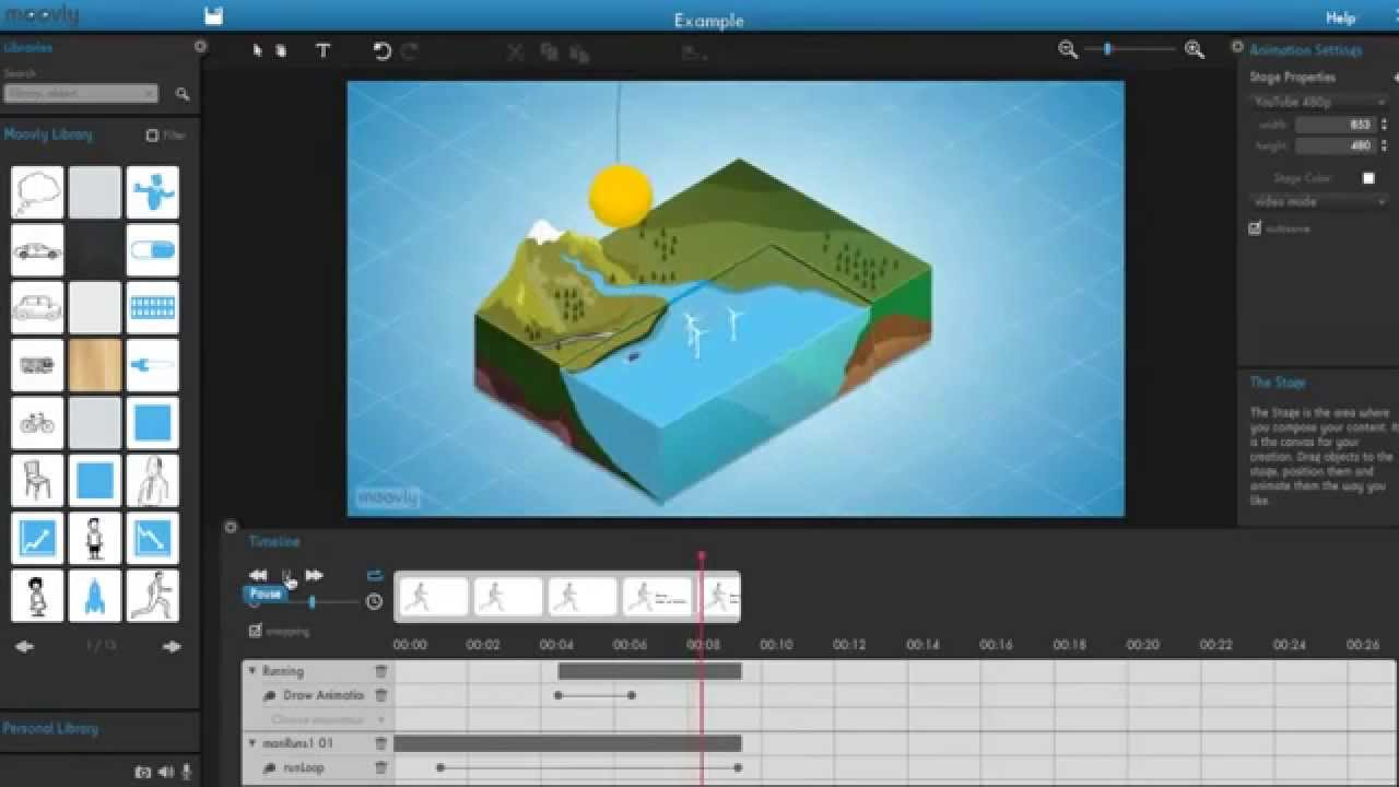 Best 2D Animation Programs (Open Source / Free) - YouTube