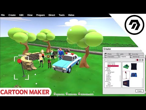 Best Cartoon Maker Software 2018 | Video cartoon maker software free | MrsTheBoss