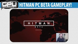 Hitman PC Beta 60fps gameplay