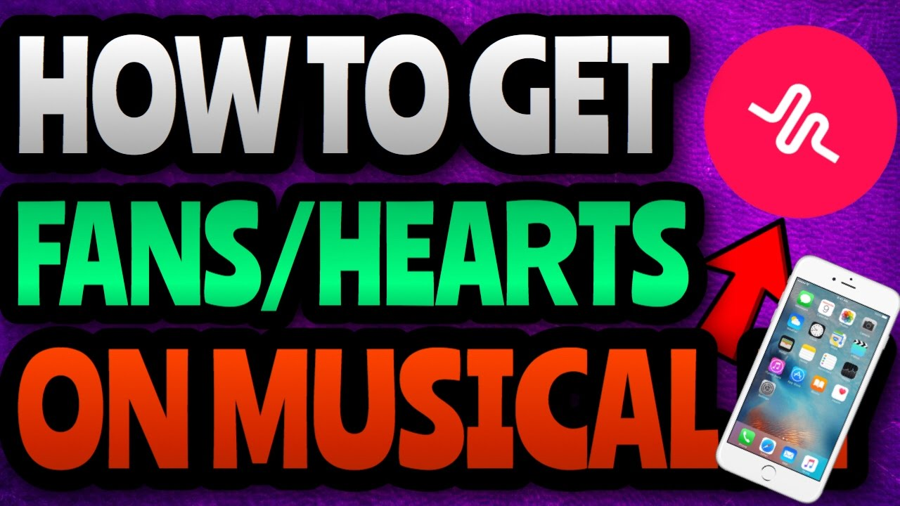 how to get more followers on musically 2016