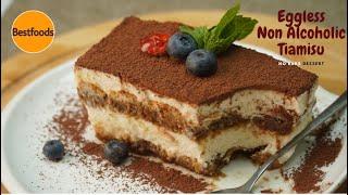 Tiramisu Italian Tiramisu Eggless Tiramisu  Tiramisu Recipe No Bake Dessert Italian Dessert