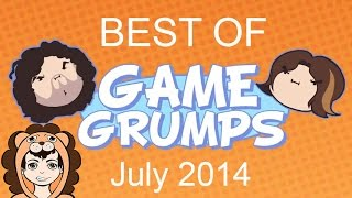 Best Of Game Grumps: July 2014