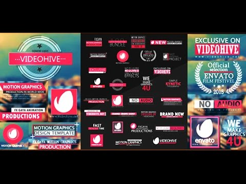 5 Best Free After Effects Templates (Free Download) - YouTube