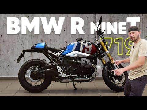 BMW R nineT option 719 - МОТОБТД
