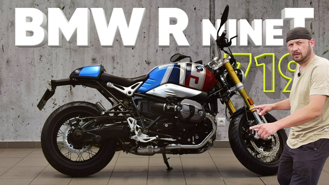 BMW R nineT option 719 - МОТОБТД