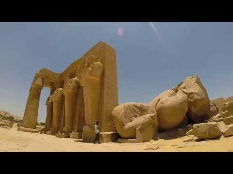 Traveling Egypt: The Sites