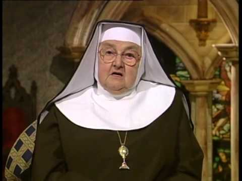 Mother Angelica Live Classics - 2014-07-21 - The Contemplative Life - Mother Angelica - EWTN  - uA8QuMtMysQ -