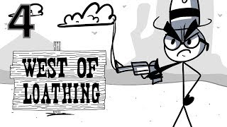 Creepy Doll! West of Loathing - Northernlion Plays [Episode 4]
