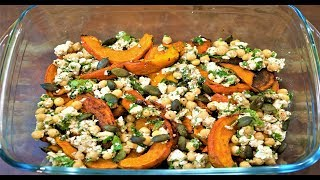Why Should The Non-Vegetarians Have All The Fun | Roasted Pumpkin & Feta | By Neetu Suresh