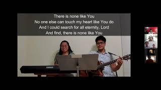 Grace Communion Fellowship - August 29, 2021 Zoom Worship Service