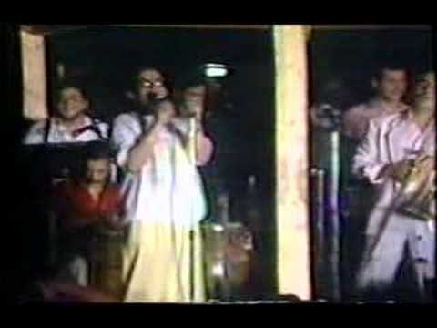 Hector Lavoe Willie Colon - Barrunto Salsa En Vivo