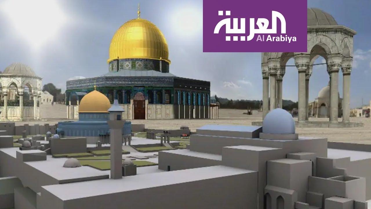 تعرف على حدود المسجد الأقصى Youtube