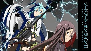 Sword Art Online II - Blu-ray/DVD Trailer