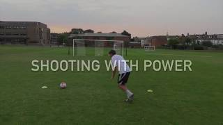 How to shoot with more power!!