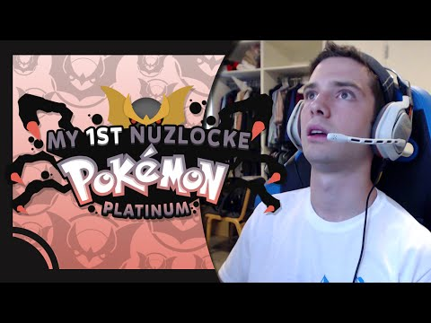 "MY FIRST NUZLOCKE (Pokemon Platinum) - Episode 33 ""Black Wednesday"""
