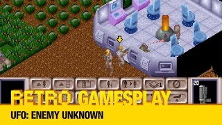 Retro GamesPlay - UFO: Enemy Unknown + Extra Round:: Operation Wolf