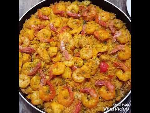 paella-au-poulet-et-aux-fruits-de-mer