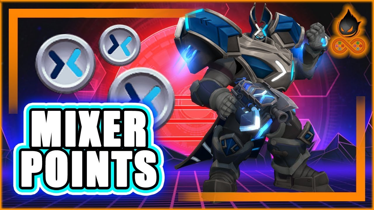 NEW MIXER POINTS STORE AND MORE!!!