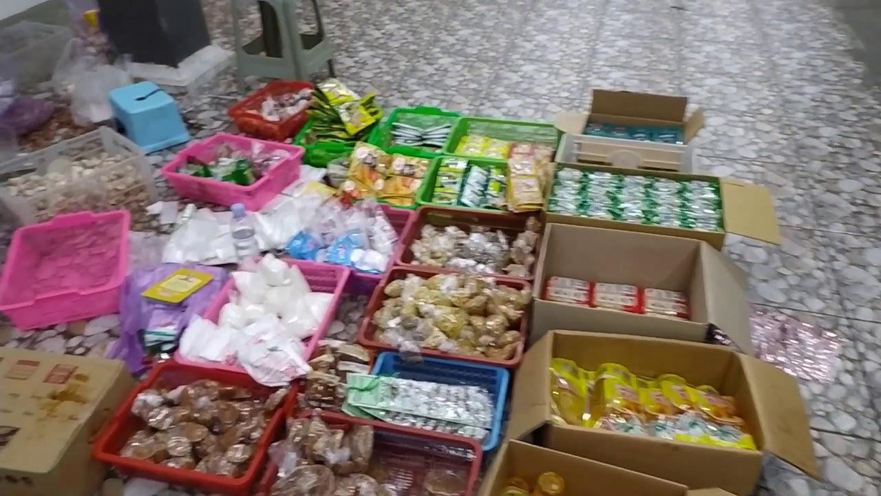 Pasar Gabus Jatinom Dini Hari