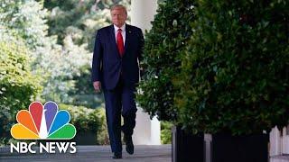 Trump Signs Bill To Sanction China Over Treatment Of Hong Kong   NBC News