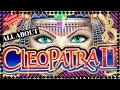 All About CLEOPATRA ✦ THEME THURSDAYS ✦ Live Play Slots /Pokies in USA and Canada!