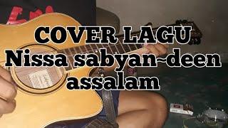 Cover gitar Nissa sabyan~Deen assalam