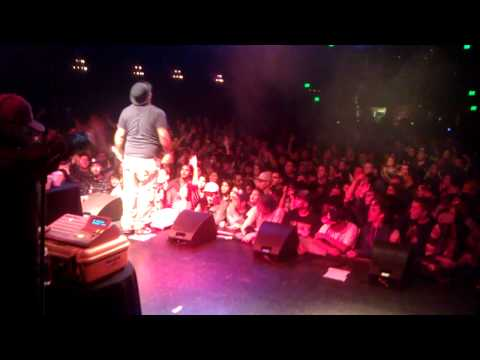 Luckyiam - Sumthin 2 Say (I Love Haters) | Live @ The El Rey Theater