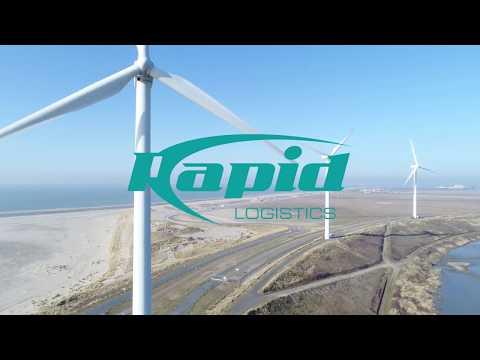 Project Logistics - Windmill Transport - Rapid Logistics